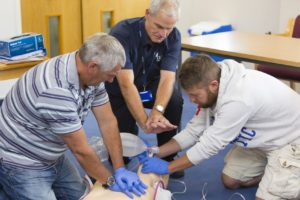 RYA First Aid Theory