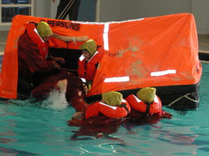 RYA Sea Survival Theory