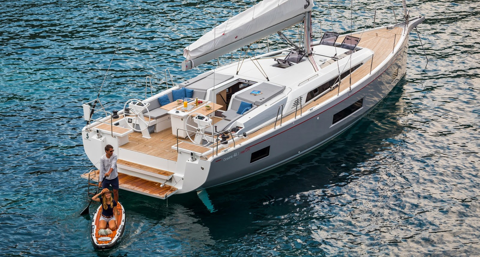 BENETEAU OCEANIS 46.1 – LAST CHANCE FOR SPRING 2019