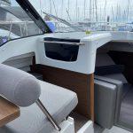 Merry Fisher Navigators seat