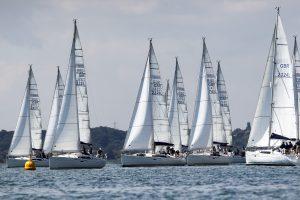 Cowes Week Regatta Fairview Sailing