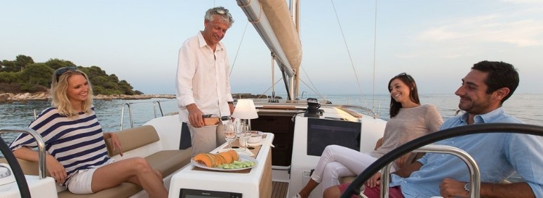The benefits of a UK bareboat charter Blog image