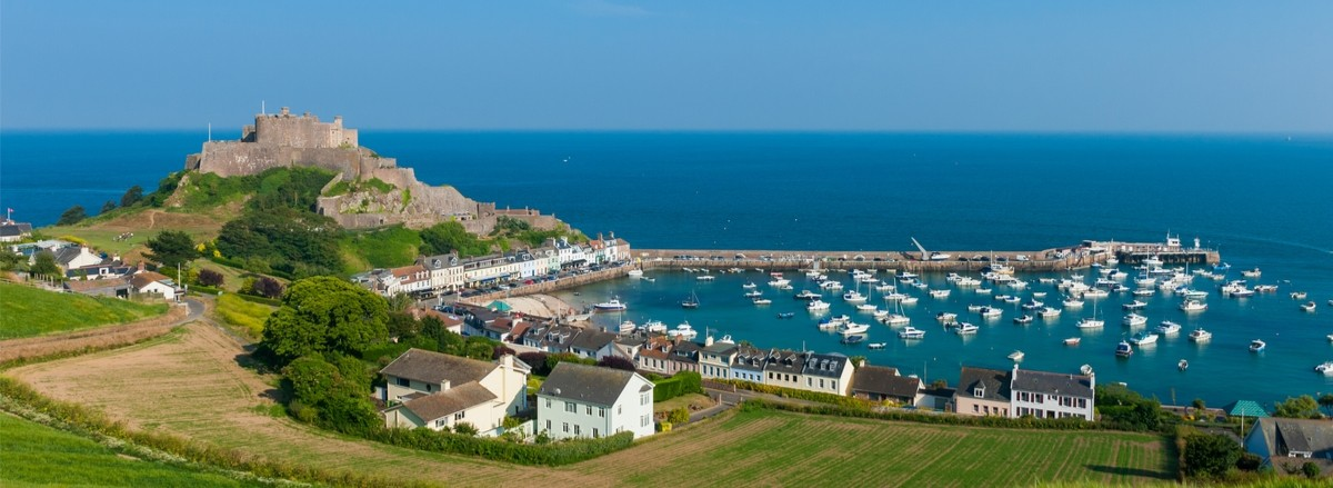 St Hellier Harbour, Jersey